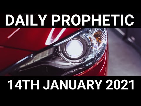 Daily Prophetic 14 January 2021 1 of 7
