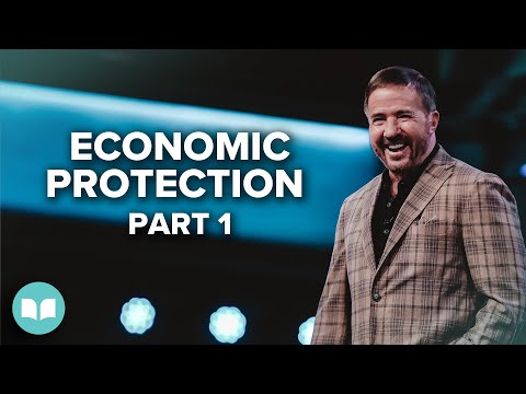 Supernatural Protection #5  Economic Protection, Part 1 - Mac Hammond