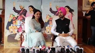Shadaa - Poster Making | Diljit Dosanjh & Neeru Bajwa - Dailytube