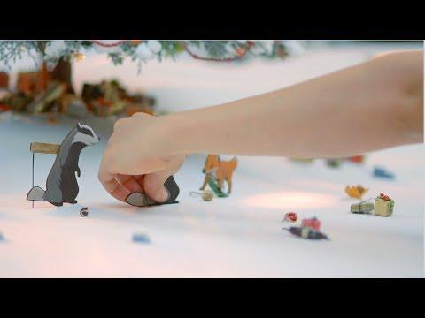 Хүүхэлдэйн киног хэрхэн хийдэг вэ?