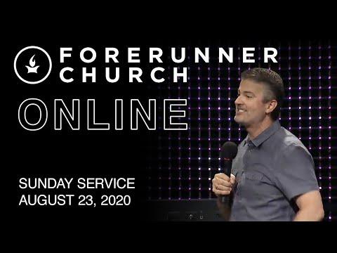 Sunday Service  IHOPKC + Forerunner Church  August 23