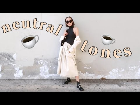 Fall/Winter Lookbook | Easy Neutral Outfits ☕ - UCZpNX5RWFt1lx_pYMVq8-9g