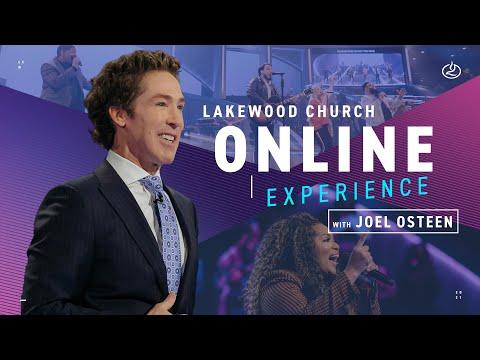 Lakewood Church LIVE  Joel Osteen  February 21, 2021