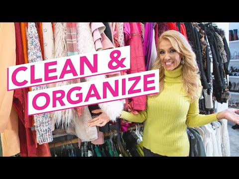 Declutter and Organize Your Home  How to Get Your Surroundings In Order  Terri Savelle Foy