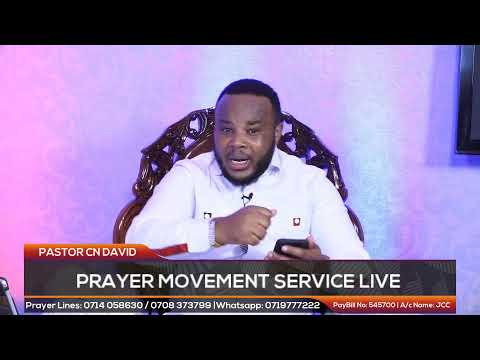 PRAYER MOVEMENT l SPIRITUAL WARFARE