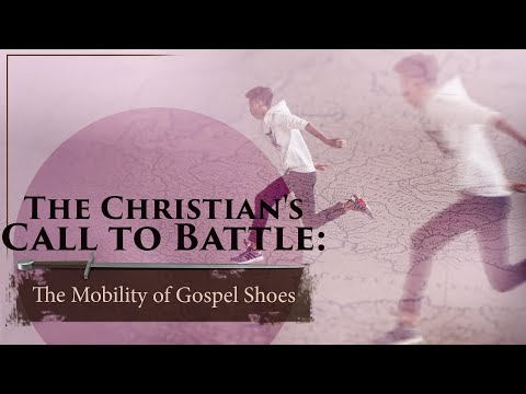 The Mobility of Gospel Shoes - Tim Conway