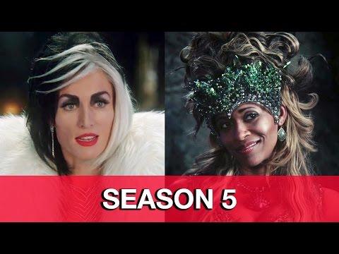 Once Upon A Time Season 5 Cruella de Vil & Ursula Interview – Victoria Smurfit & Merrin Dungey - UCS5C4dC1Vc3EzgeDO-Wu3Mg