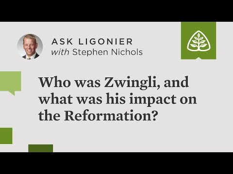 Who was Zwingli, and what was his impact on the Reformation?