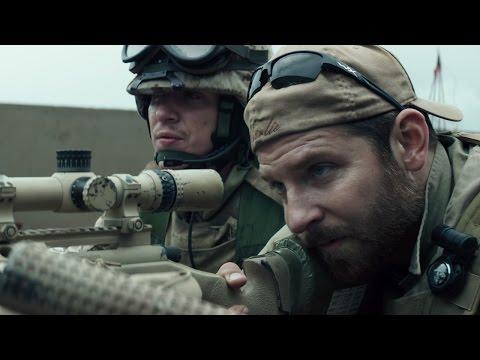 American Sniper - Official Trailer [HD] - UCjmJDM5pRKbUlVIzDYYWb6g