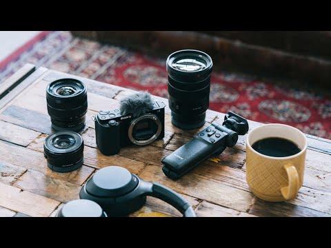 Videorecenze Sony Alpha ZV-E10 vlogovací fotoaparát