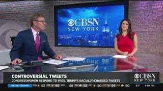 President Trump's Tweets Stir Controversy
