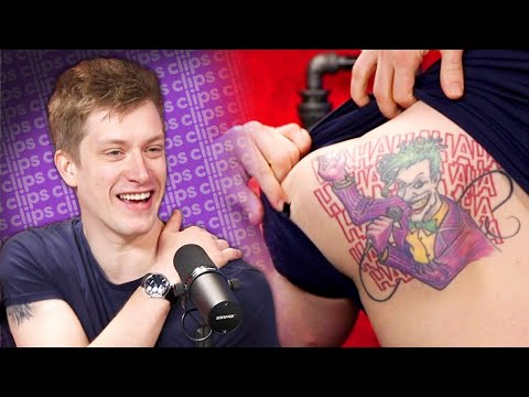Daniel Sloss Reveals What His Tattoos Mean, Toxic Masculinity, & Why He Learned To Knit