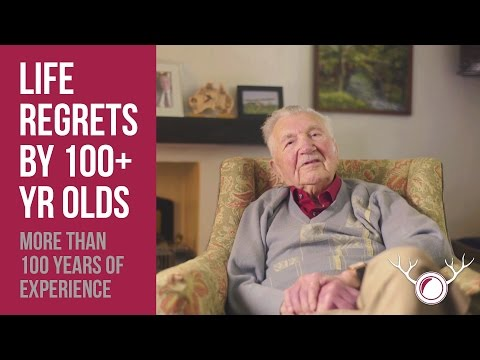 Life Lessons From 100-Year-Olds - UCqpEvTZJYFkO9pIzAjYG_Dw