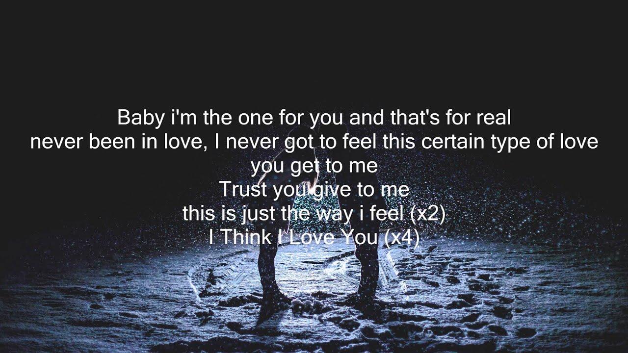 Phora - I Think I Love You (Lyrics) | Racer lt