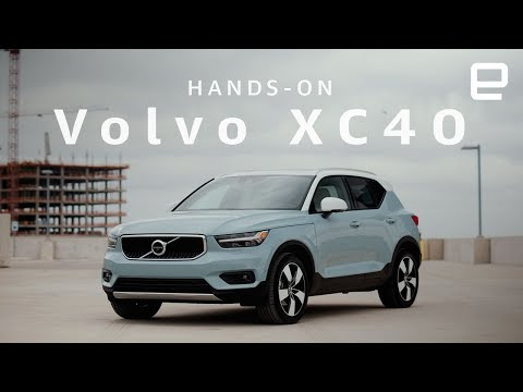 Volvo XC40 Hands-On - UC-6OW5aJYBFM33zXQlBKPNA
