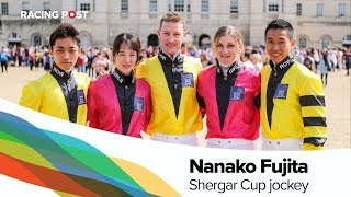 Dubai Duty Free Shergar Cup | Nanako Fujita for 'The Girls' team