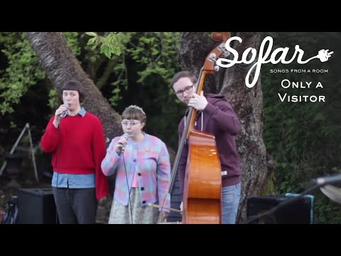 Only A Visitor - Visiting Light   Sofar Vancouver