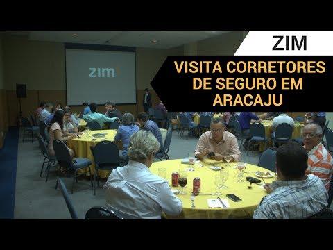 Imagem post: ZIM visita Corretores de Seguros em Aracaju-SE