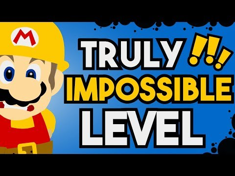 Is it Possible to Upload an Impossible Level in Super Mario Maker? - UCFXc5nAao6554AIXlN9KgwQ