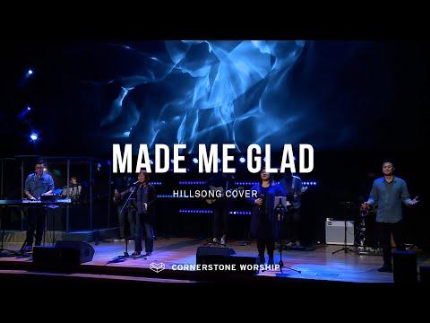 Made Me Glad (Hillsong) - Elizabeth Sia  Cornerstone Worship