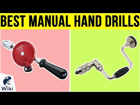 10 Best Manual Hand Drills 2019 - UCXAHpX2xDhmjqtA-ANgsGmw