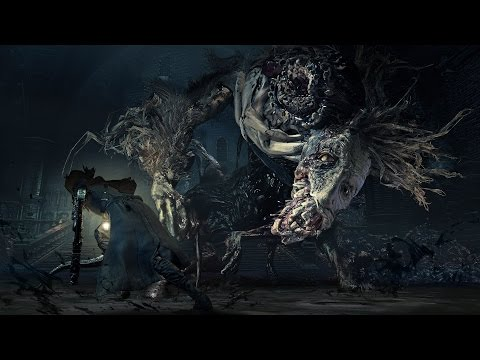 Taking on Bloodborne: The Old Hunters' First Boss - IGN Plays Live - UCKy1dAqELo0zrOtPkf0eTMw