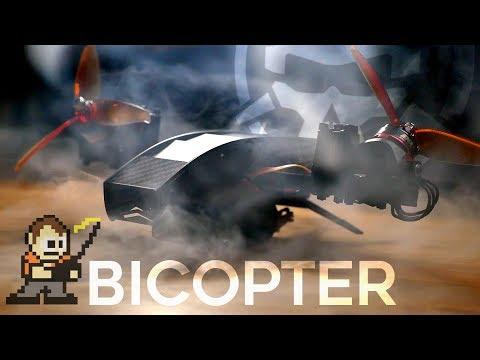 Bi-Copter!? (and Tricopter!) with David Windestål - UCemG3VoNCmjP8ucHR2YY7hw