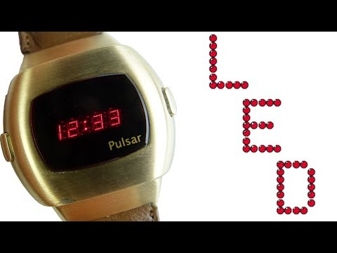 When a Digital Watch cost more than a Rolex - 1970s LEDs - UC5I2hjZYiW9gZPVkvzM8_Cw