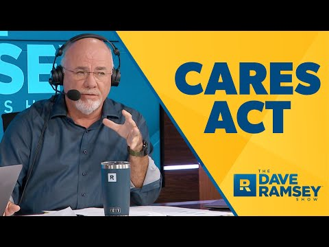 Why the CARES Act Doesn't Care About You