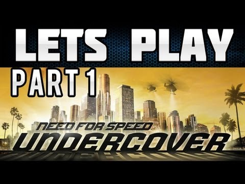 Lets Play Need for Speed Undercover Part 1 (HD/German) - Willkommen in Palm-Harbor