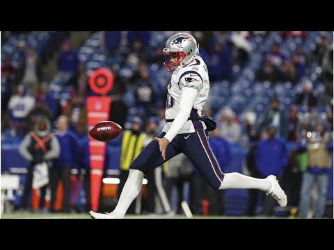 New England Patriots re-sign punter Ryan Allen (Report)
