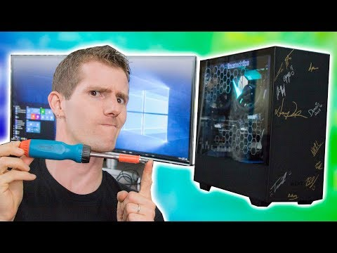 Building a $2,000 Gaming PC - DOING IT LIVE!!! - UCXuqSBlHAE6Xw-yeJA0Tunw