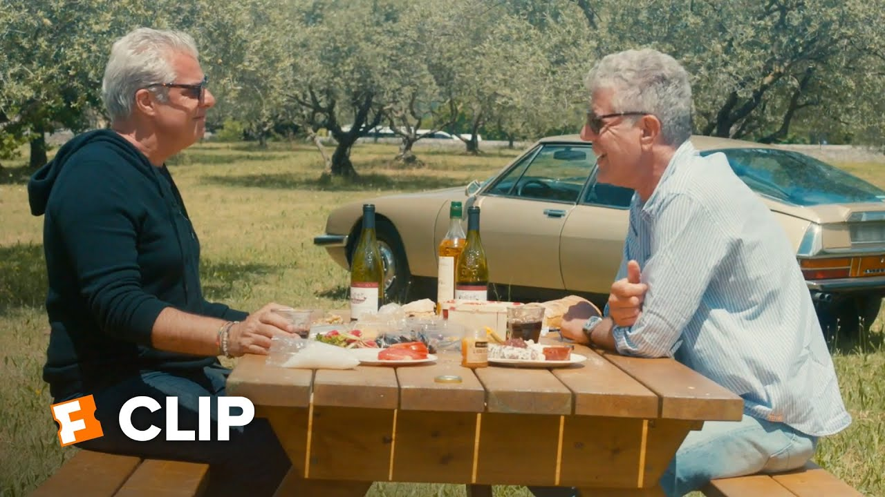 Roadrunner: A Film About Anthony Bourdain Exclusive Movie Clip – Provence Picnic with Eric (2021)