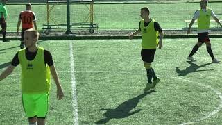1.Донбасэнерго - Гетьман Київ #SFCK Street Football Challenge Kiev