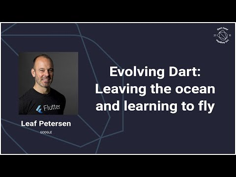 Evolving Dart: Leaving the ocean and learning to fly (DartConf 2018) - UC_x5XG1OV2P6uZZ5FSM9Ttw