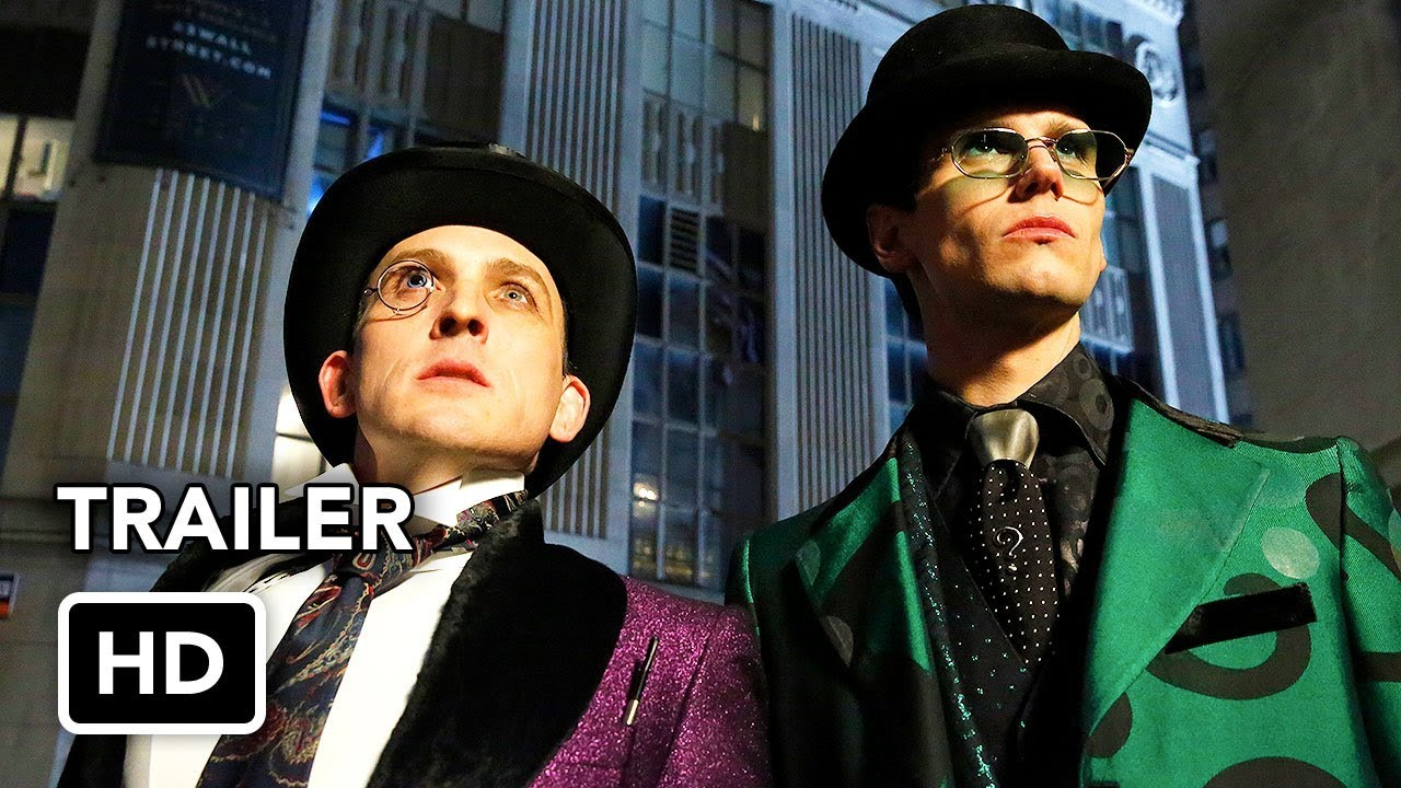 "Gotham Series Finale – Final Trailer (HD) Gotham 5×12 Trailer ""The Beginning"" Thumbnail"