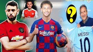 MC PSG oo war Cad ka tiri Neymar & Barca City oo Messi-ga  lawareegeysa & United & Matuidi