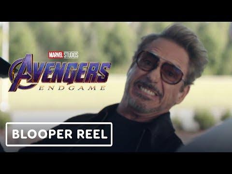 Avengers: Endgame - Official Bloopers Clip - UCKy1dAqELo0zrOtPkf0eTMw