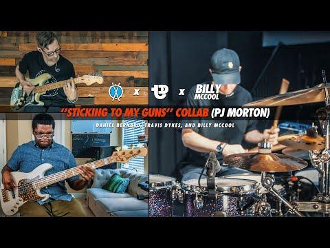 Sticking To My Guns PJ Morton // Daniel Bernard, Travis Dykes, Billy McCool Collab