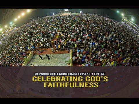 CELEBRATING GOD'S FAITHFULNESS