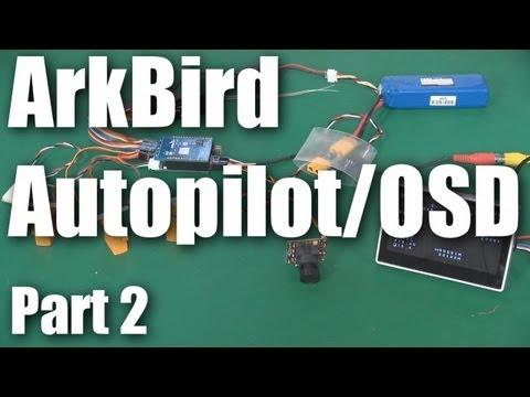 Arkbird OSD/RTL for FPV (part 2) - UCahqHsTaADV8MMmj2D5i1Vw