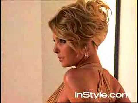 InStyle October Cover Shoot (BTS)