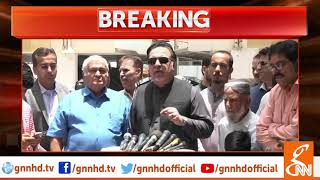 Governer Sindh Appeals with Traders to Take Back Strike   GNN   12 July 2019