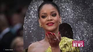 Rihanna podría a cantar en el Super Bowl