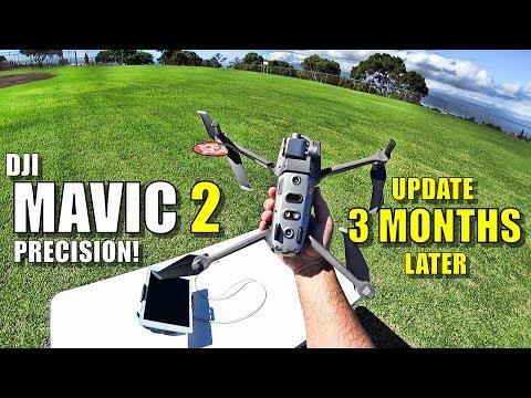 DJI MAVIC 2 PRO Flight Test Review Update - 3 Months Later - PRECISION LANDING - UCVQWy-DTLpRqnuA17WZkjRQ