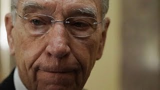 Sen. Grassley talks new bill to curb President Trump's authority on tariffs