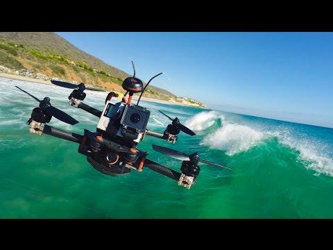 FPV: Quadcopter Surfing w/ GoPro - UC-ifBfOfoa15xDAuOjAxXNA