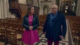 Artotech interview de Diana Higbee en l'église de la Couture Le mans