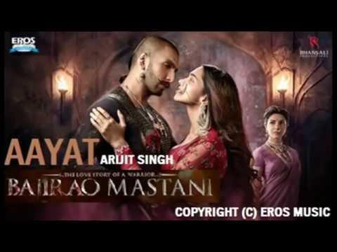 """Aayat"" | Full Audio Song | Bajirao Mastani | Arijit Singh | Deepika Padukone, Ranveer Singh - UCCxtd5hzLHxFu2ld-nldp9Q"