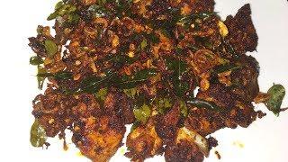 Spicy Kerala Chicken Fry||Easy Chicken Fry in 5 min||Thiruvananthapuram Special Chicken Fry